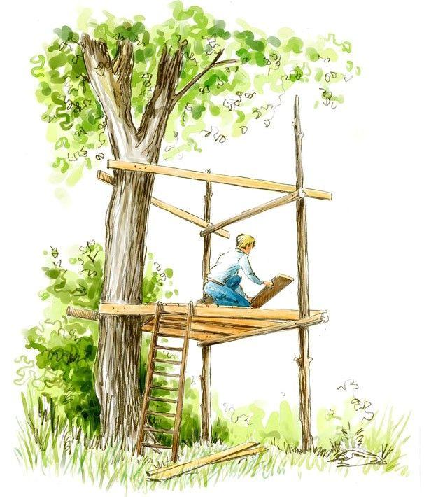 Как своими руками построить дом-шалаш не имея опыта в строительстве.
