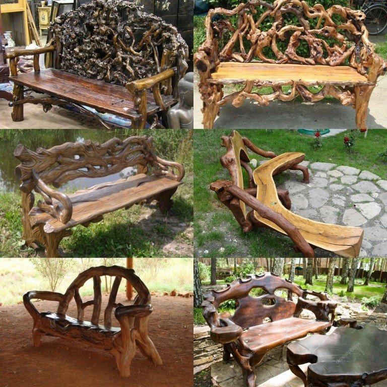 Применение резной мебели в интерьере, разные варианты и их особенности