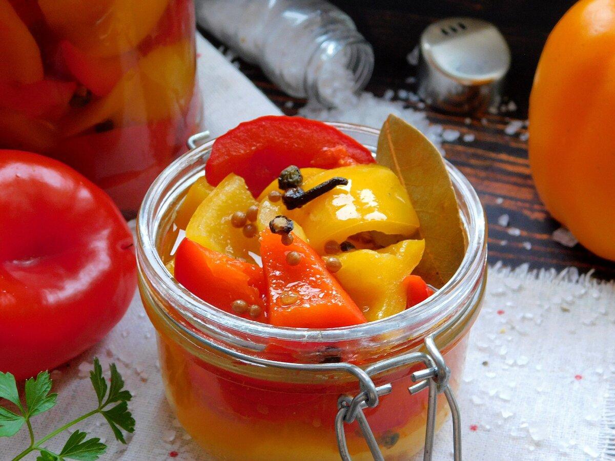Перец болгарский на зиму: 3 способа хранения витаминного рекордсмена и 5 самых вкусных рецептов заготовок