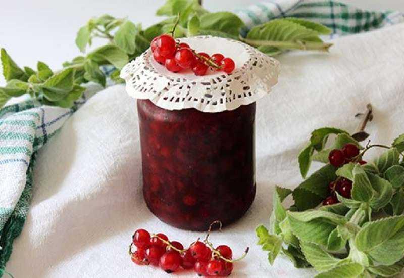 7 лучших рецептов, как сделать джем из ягод белой смородины на зиму