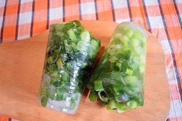 Как заморозить зеленый лук на зиму: рецепты и советы