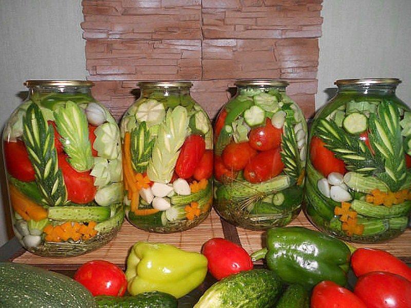 Соленья: рецепт на зиму, разносолы, засолка овощей, азербайджанские, рада радова, виды