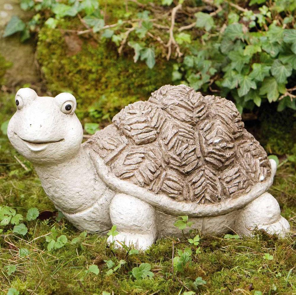 Изготовление садовых фигур животных