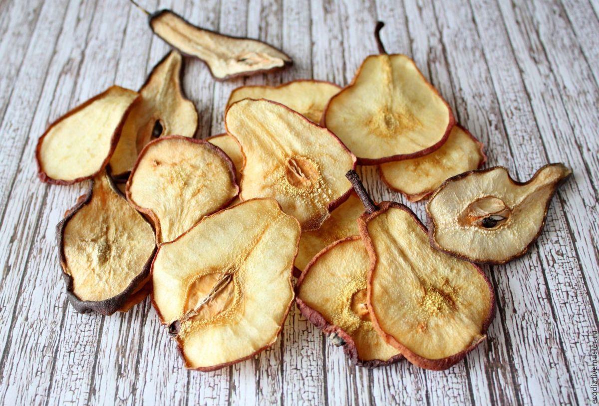 Груши вяленые: калорийность, польза и вред. рецепт вяления груш