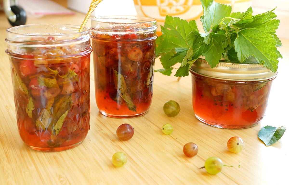 Варенье из красного крыжовника: рецепты на зиму, как варить, полезные советы