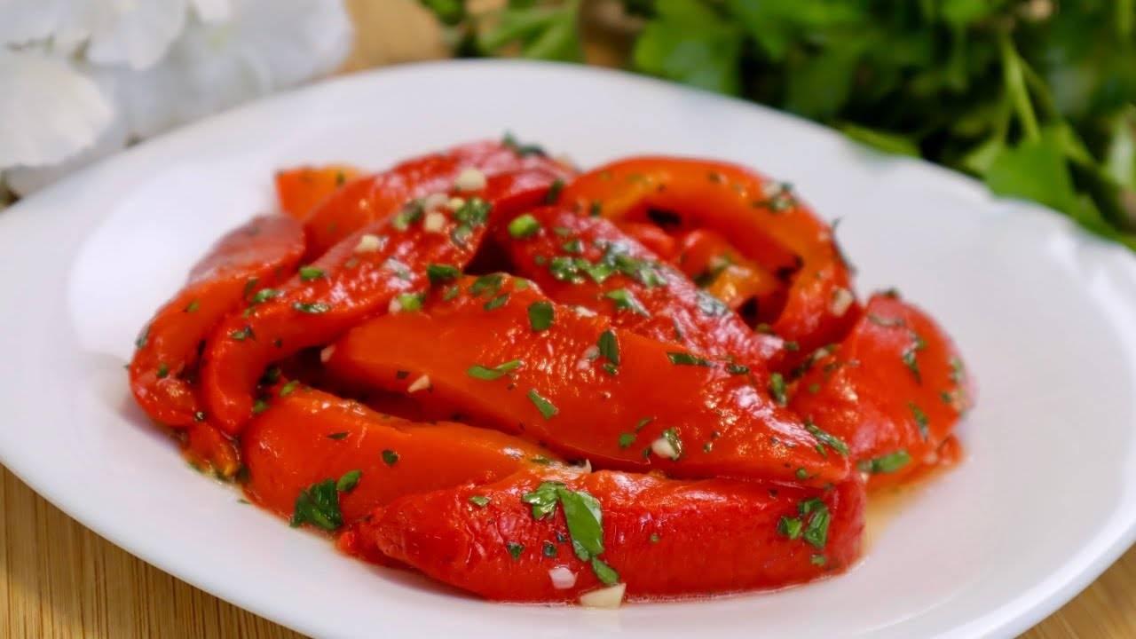 Перцы маринованные на зиму: рецепты как замариновать болгарский перец быстро и вкусно