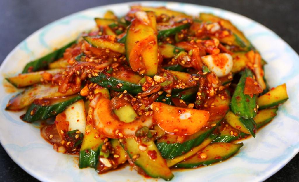 Огурцы по-корейски на зиму – 7 лучших пошаговых фото рецептов