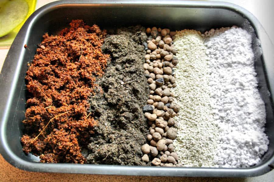 Дренажный слой для комнатных растений и рассады: зачем он нужен и как его сделать