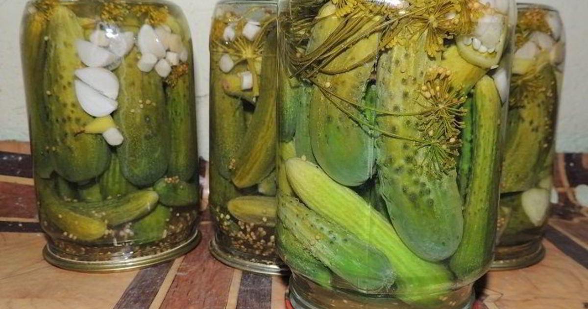 Как заготовить на зиму огурцы злодейские, консервированные с водкой, пошаговые рецепты
