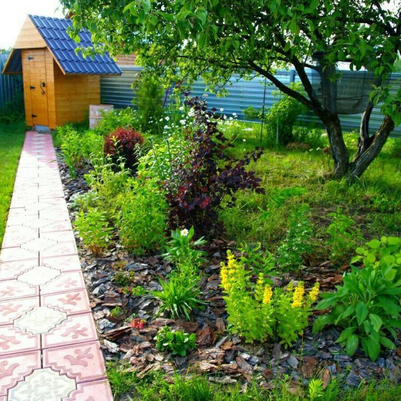 Благоустройство участка — лучшие идеи по созданию уюта и комфорта на территории дома и сада
