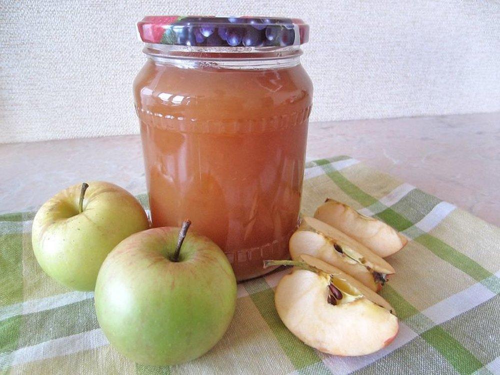 Яблочное пюре на зиму в домашних условиях - как приготовить