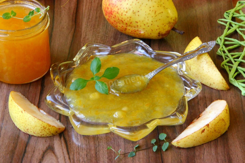 Как сварить варенье из груш на зиму? простые рецепты густого грушевого варенья