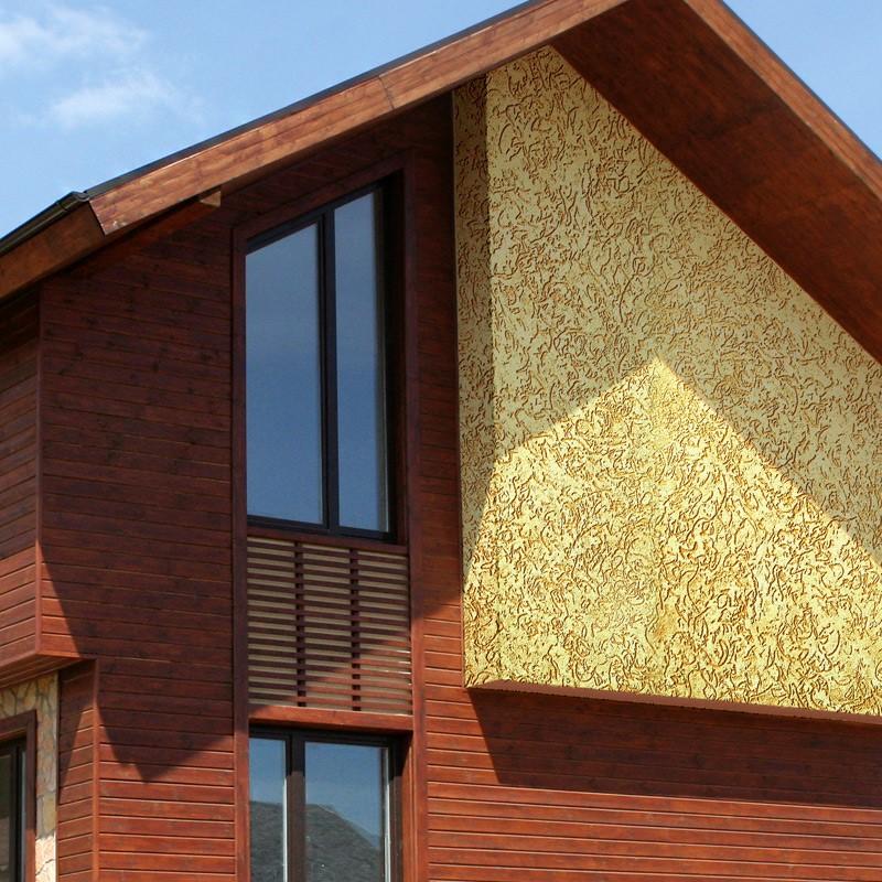 Наружная отделка дома – способы оформления и советы как выбрать современные материалы для фасада