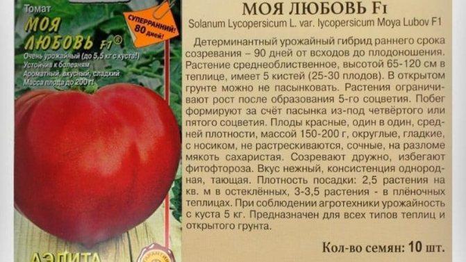 Характеристики и описание сорта томата сахарный слон