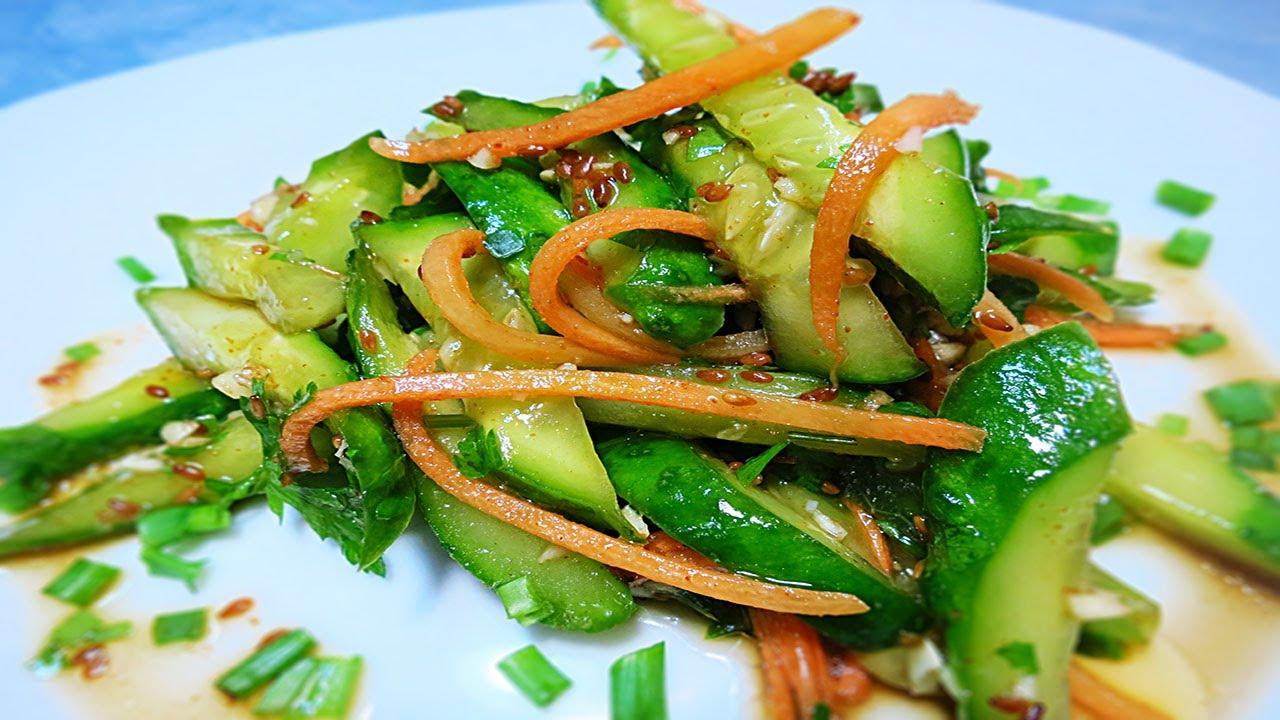 Огурцы по-корейски на зиму быстрого приготовления: самые вкусные рецепты с фото, видео