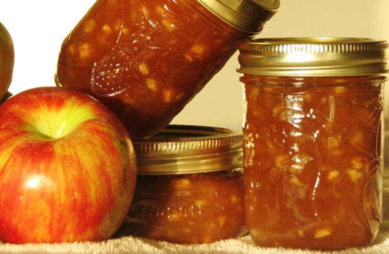 Варенье из яблок на зиму рецепты: 20 способов приготовления в домашних условиях