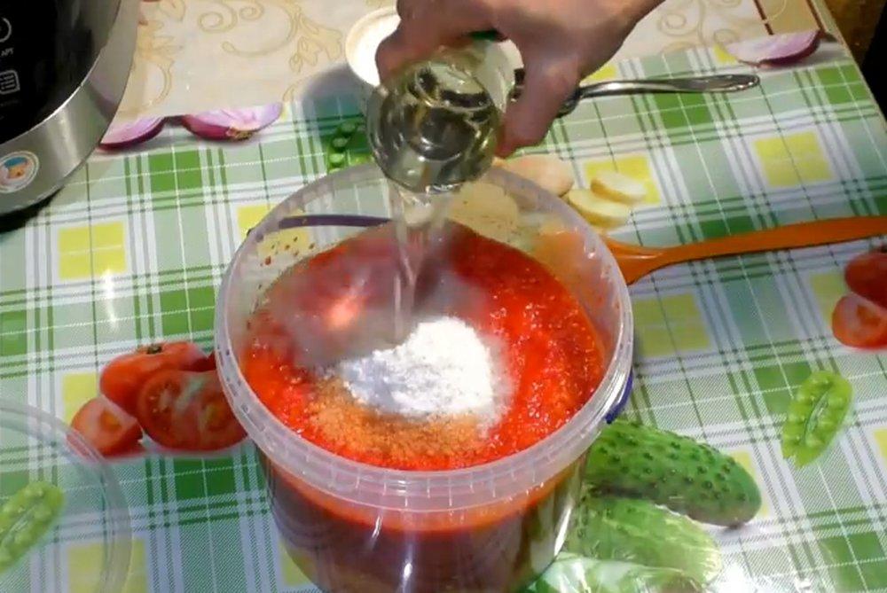 Аджика на зиму: лучшие рецепты пошагового приготовления в домашних условиях
