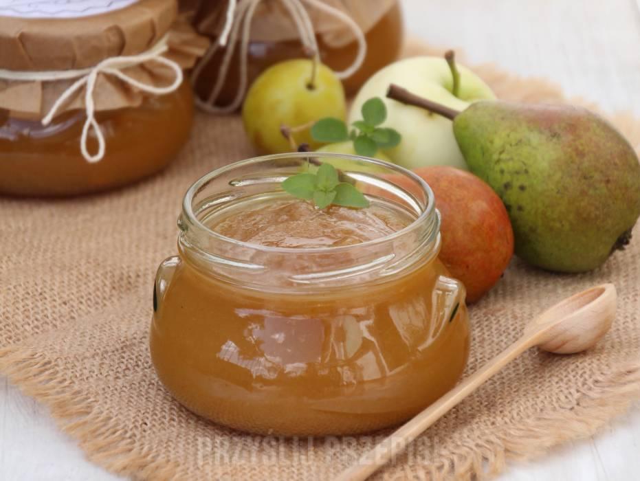 Варенье из груш и яблок: 12 вкусных рецептов приготовления на зиму, хранение