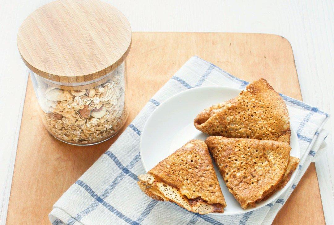 Рецепты диетических блинов: как вкусно покушать на пп