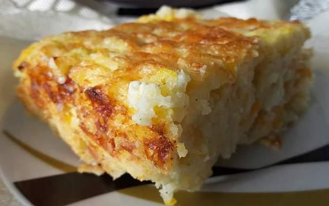 Манка с тыквой в духовке запеканка рецепт с фото пошагово - 1000.menu