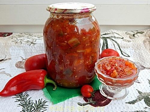 Лечо на зиму: самые лучшие рецепты. как приготовить вкусный салат лечо на зиму — из перца, из кабачков, из баклажанов?