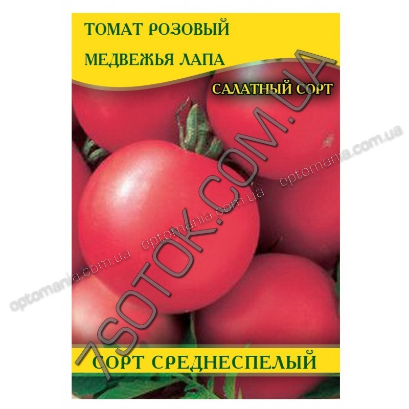 Сорт томата медвежья лапа