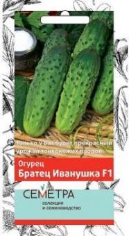 Огурец братец иванушка характеристика и описание сорта урожайность с фото
