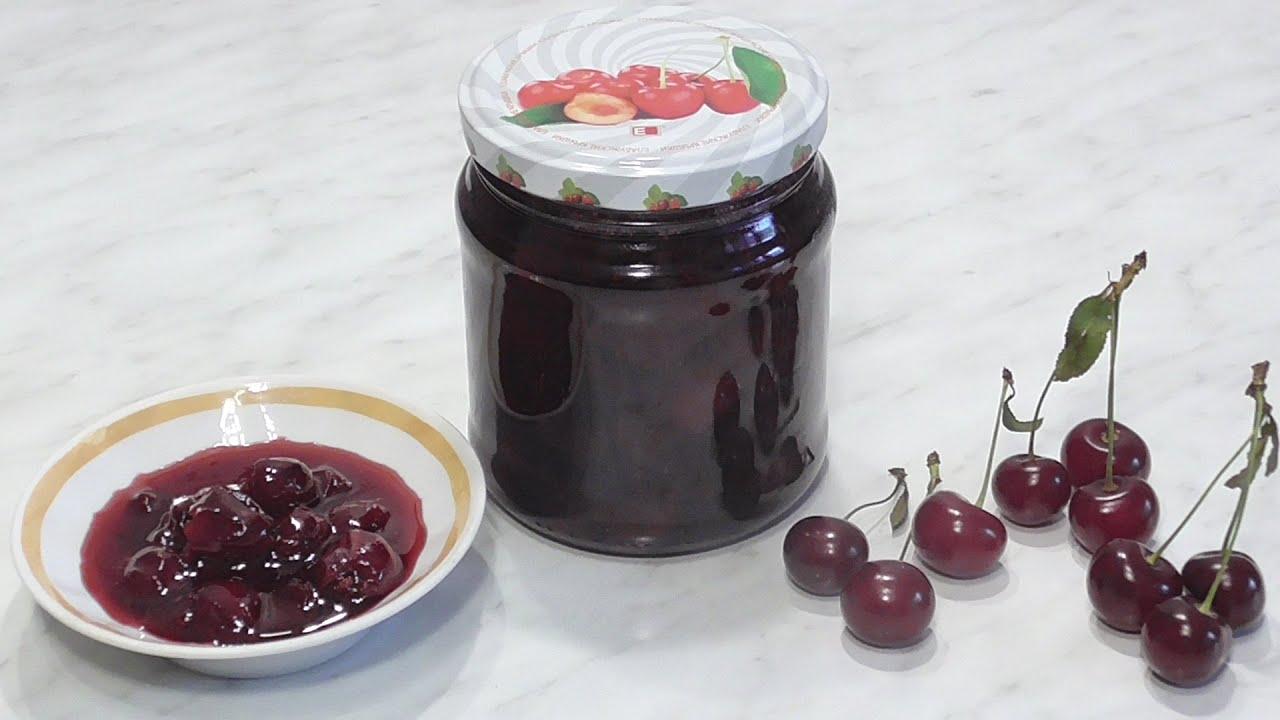 Варенье из вишни без косточек – 6 простых рецептов