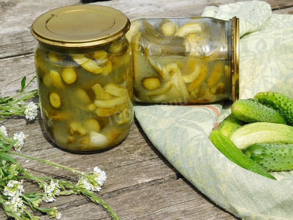 Огурцы с куркумой и горчичными зернами на зиму: 5 рецептов маринования с фото