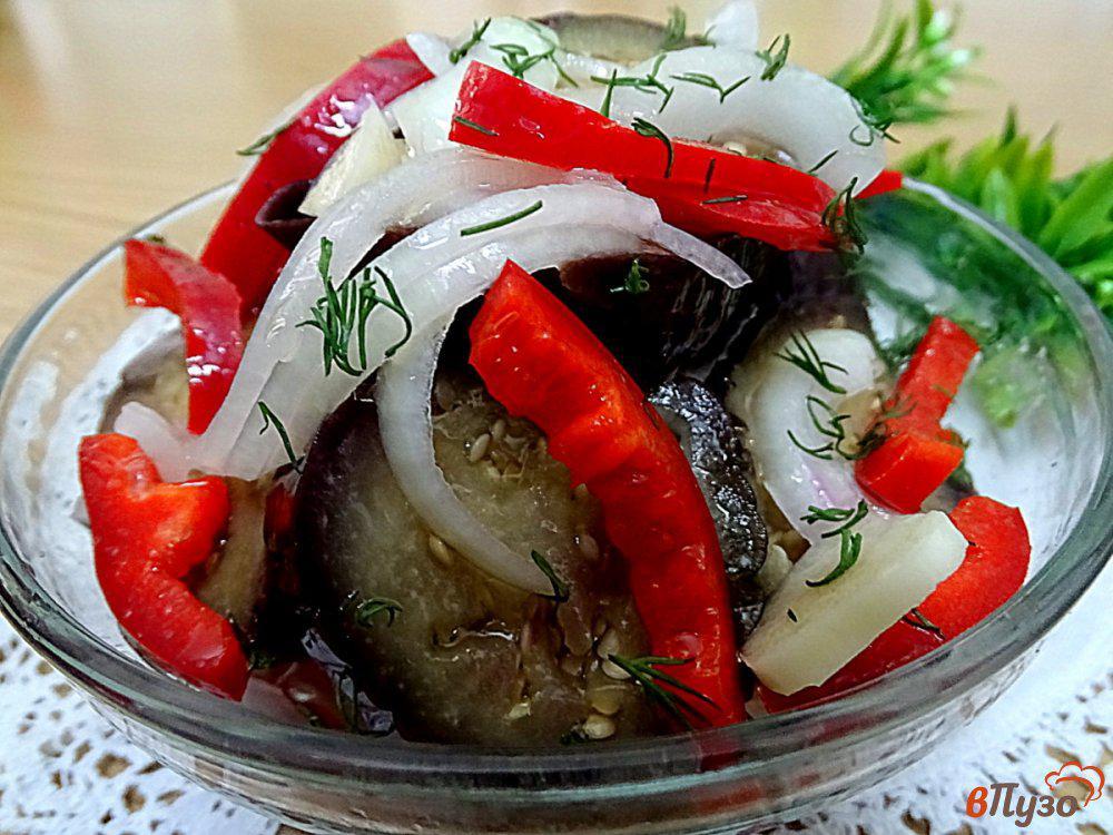 Баклажаны, маринованные на зиму – 13 лучших рецептов