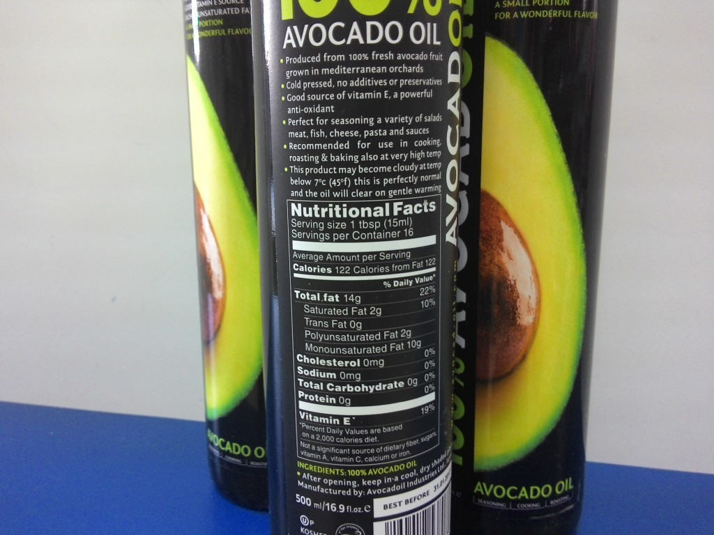 Масло авокадо: советы по применению в лечебных целях