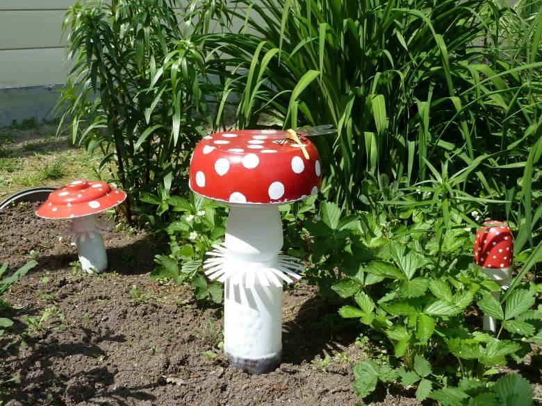 Выкройки грибов из ткани, советы и мастер-класс