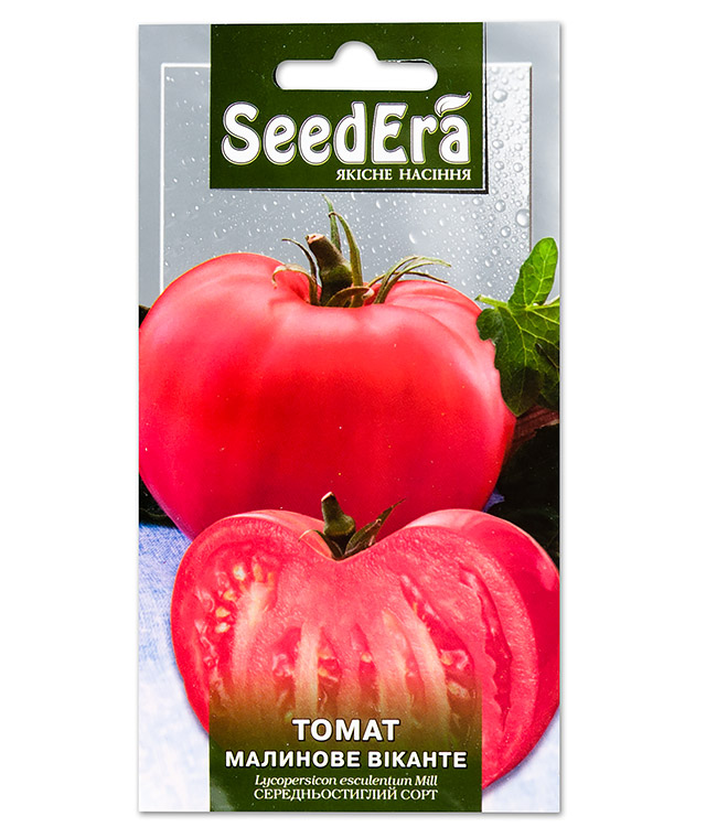Характеристика и описание сорта томата малиновое виконте, его урожайность - всё про сады