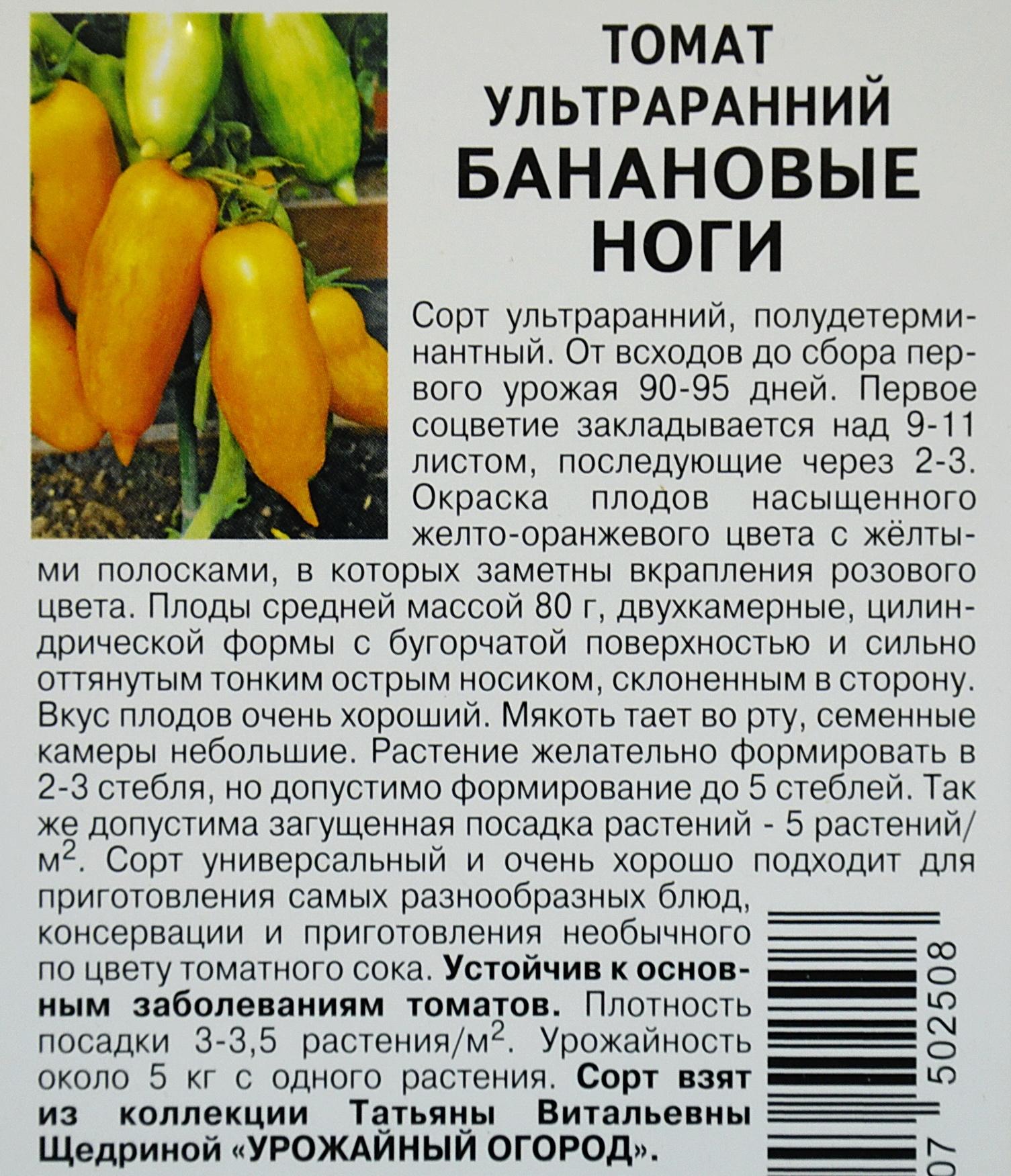 Томат банан оранжевый: характеристика и описание сорта с фото, отзывы о семенах и урожае, выращивание