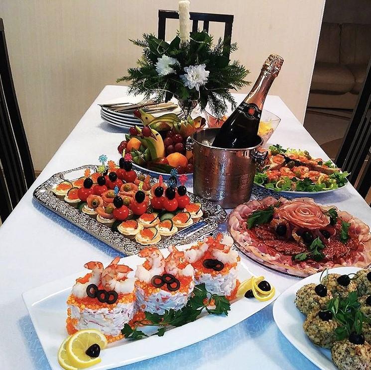 12 блюд на рождество 2021 (что приготовить на рождественский стол)
