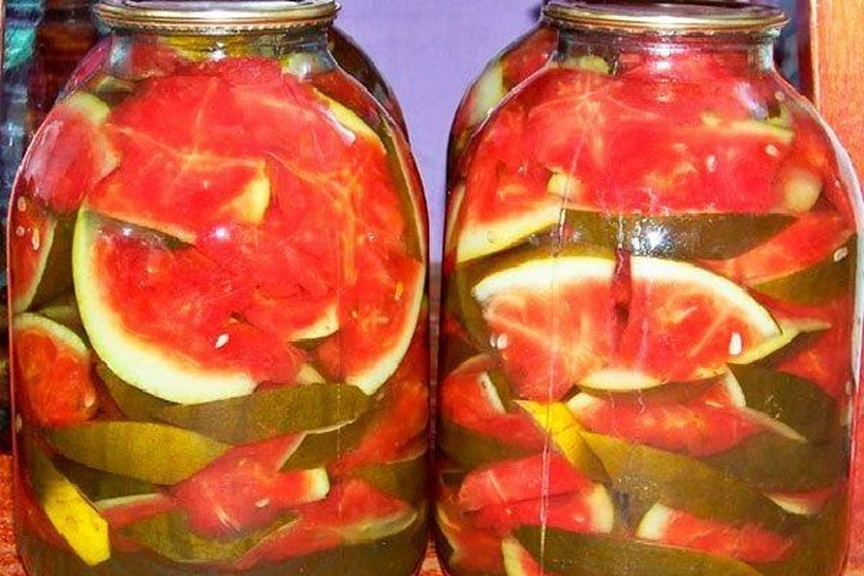 Простой рецепт приготовления компота из арбуза на зиму - всё про сады