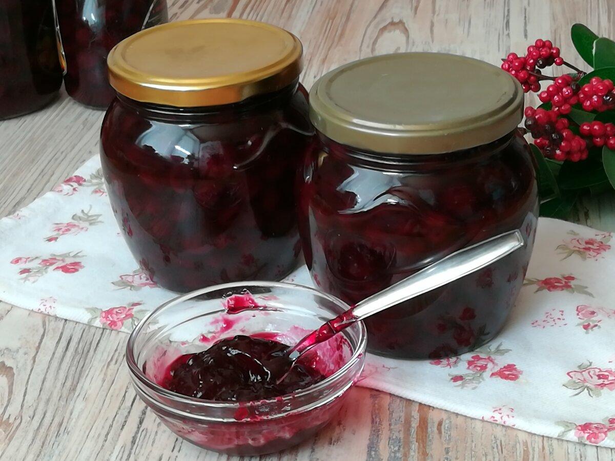 Варенье из черники на зиму - 8 вкусных фото рецептов