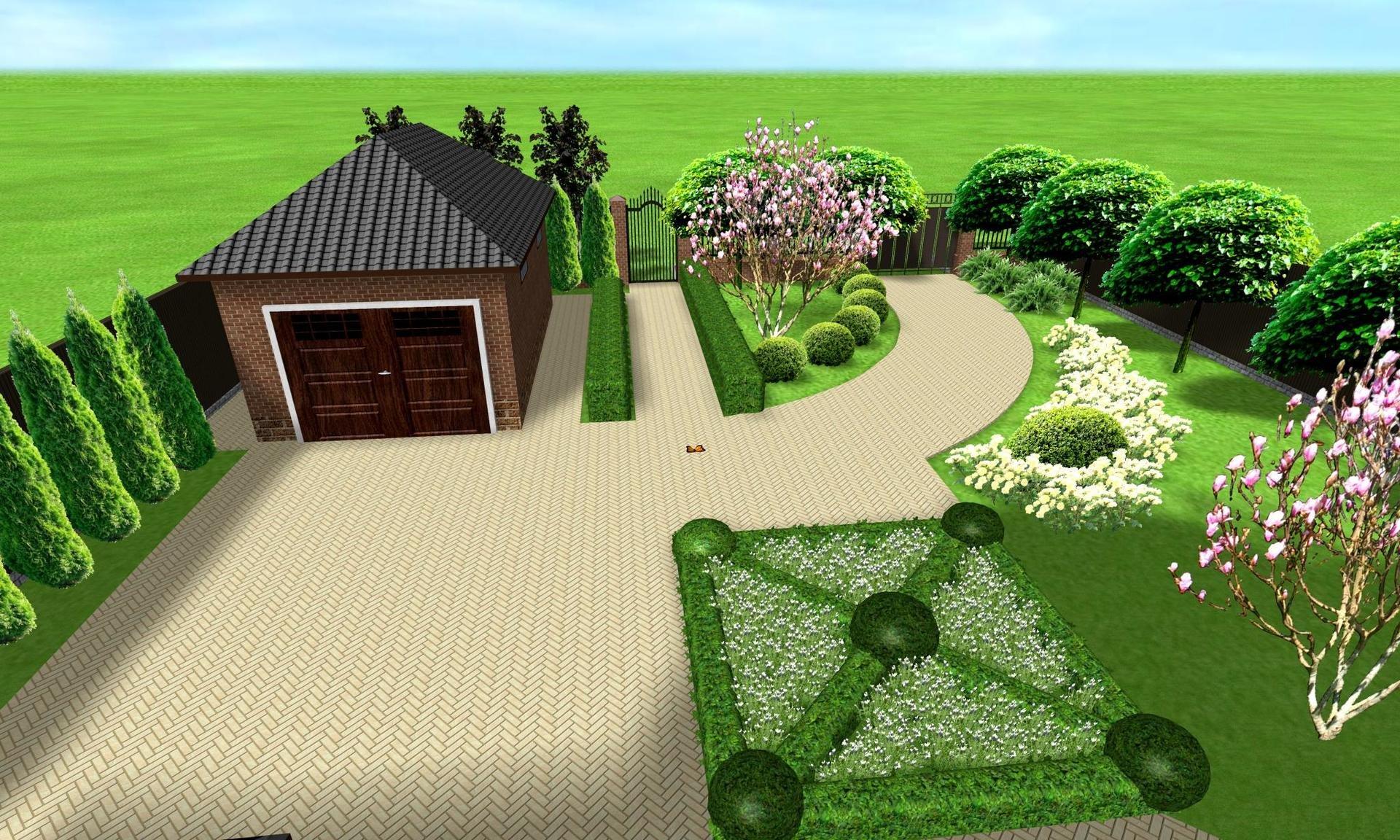 Планировка участка 20 соток: дизайн, фото, проекты с домом, баней и хозпостройками, ландшафтный дизайн дачной территории, готовые решения и как распланировать самому