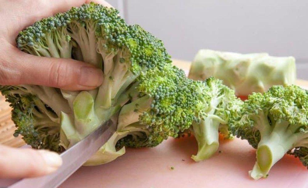 Заморозка брокколи на зиму: пошаговый рецепт с фото