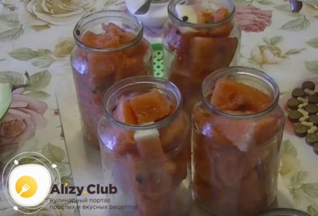 Компот из арбуза: как правильно приготовить арбузный напиток, как заготовить его на зиму (рецепт на 3-литровую банку)