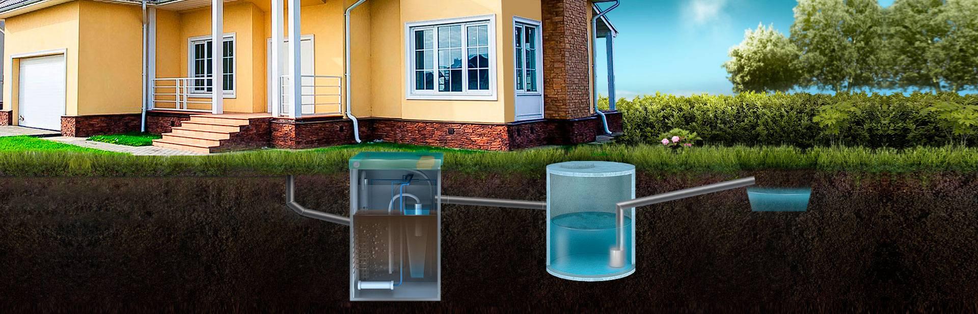 Куда сливать воду из септика: основные варианты и факторы их выбора | stroimass.com