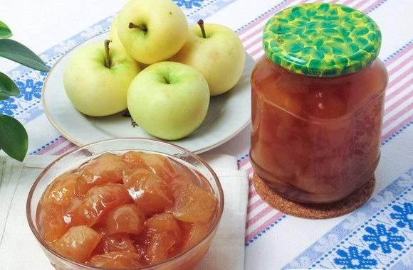 Конфитюр из яблок на зиму: 7 простых рецептов яблочного конфитюра в домашних условиях