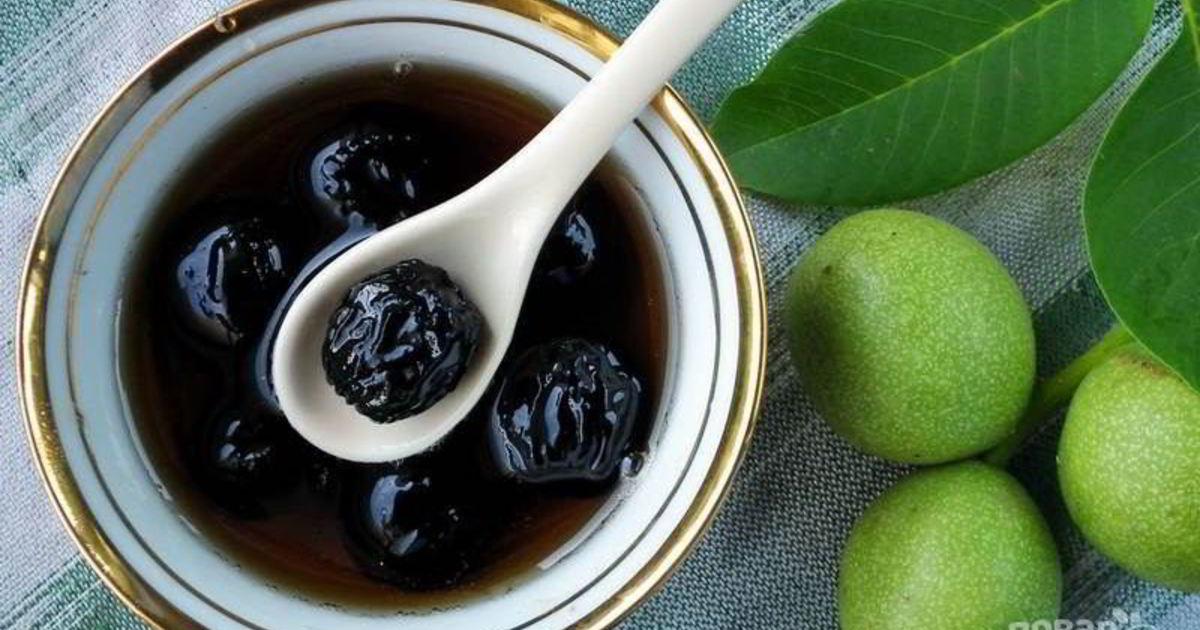 Варенье из грецких орехов: как правильно варить ореховое варенье