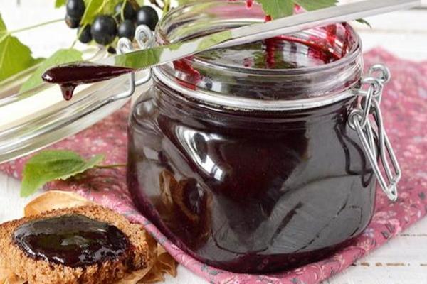 Варенье из черной смородины: как сварить на зиму, рецепты, сколько готовить по времени