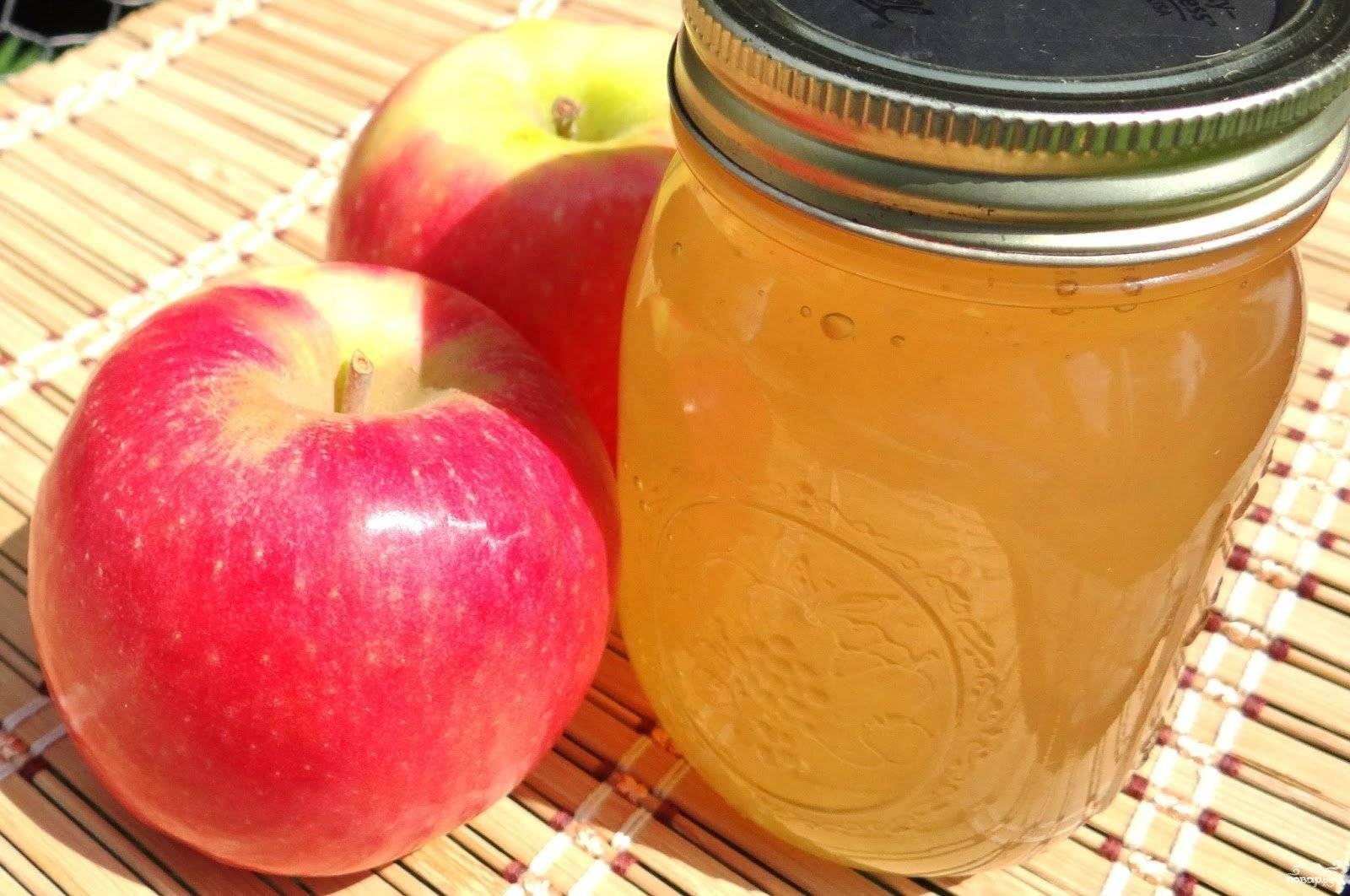 Джем из яблок на зиму - вкусные рецепты в домашних условиях в мультиварке, хлебопечке