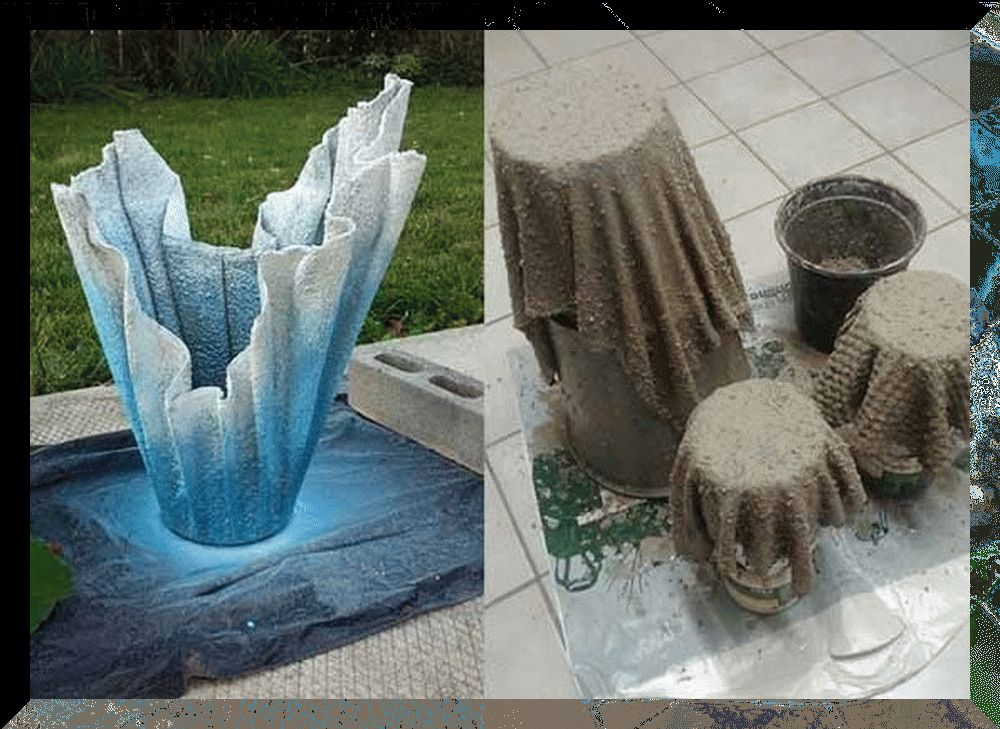 Фигурки для сада своими руками - 170 фото идей для оригинального украшения сада