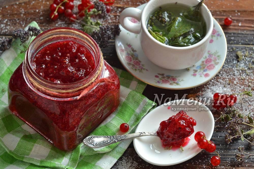 Смородина черная перетертая с сахаром на зиму без варки - рецепты