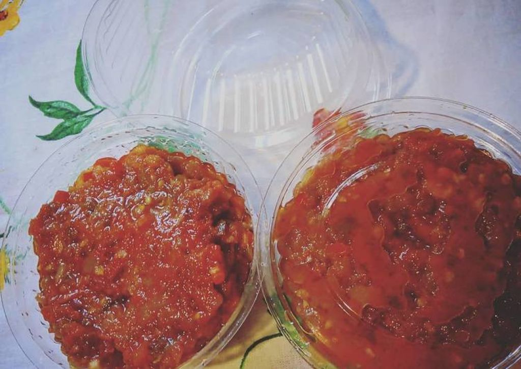 Айвар рецепт. сербский соус айвар на зиму рецепт с фото - едим дома