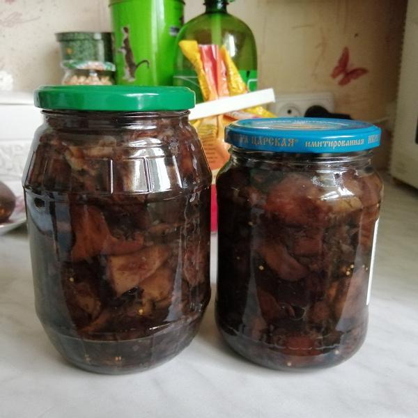 Маринованные моховики: рецепт приготовления на зиму в банках с фото и видео