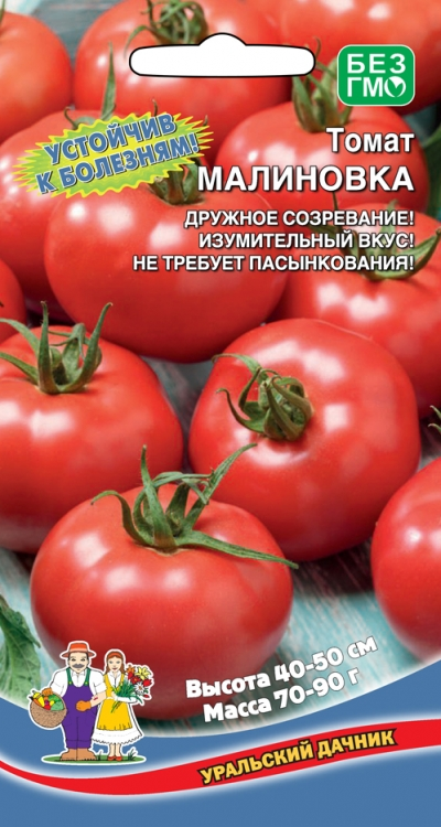 Характеристика и описание сорта томата малиновка – дачные дела